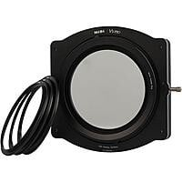NiSi V5 Pro 100mm Filter Holder Kit w/ 6x Filter Slots, 82mm Adapter Ring, 86mm CPL Filter $88 + Free Shipping