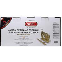 Noel Spanish Serrano Ham 79.99 @ Costco B&M YMMV $79.99