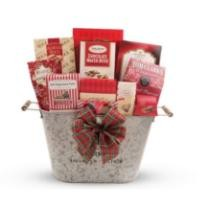 North Pole Favorites Gift Basket Now $37.98 + Free Shipping