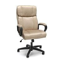 OFM Essentials Collection Plush High-Back Microfiber Office Chair $79.96 + Free Shipping