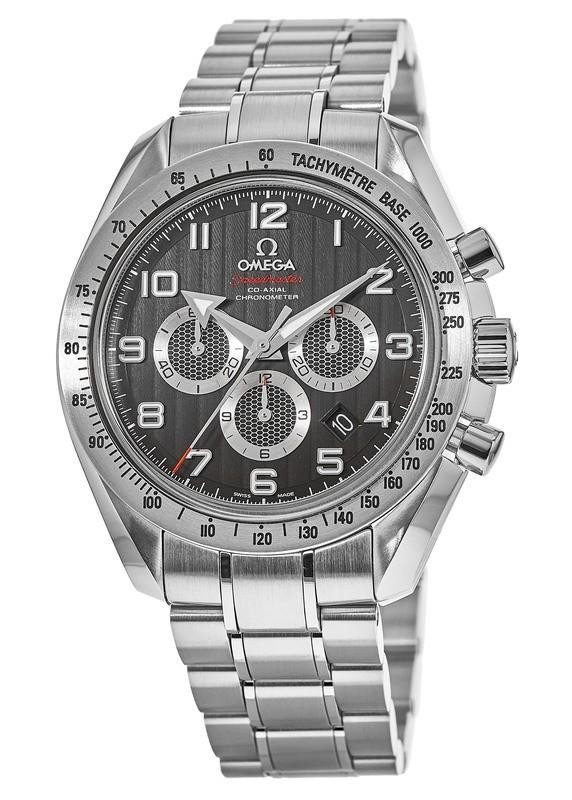 Omega Speedmaster Broad Arrow Automatic Chronograph Watch $3950 + free s/h