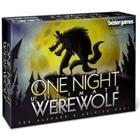 One Night Ultimate Werewolf Board Game $10.47