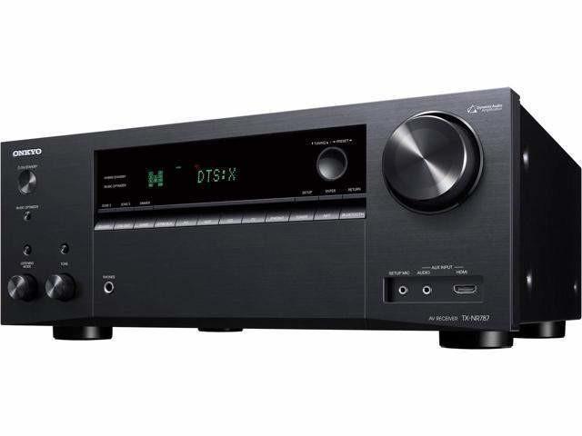 ONKYO TX-NR787 Network/BT THX Certified Select 9.2 Ch A/V Prosumer Receiver + $150 GC $649