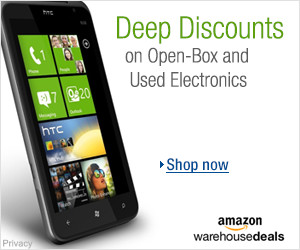 Open-box and Used Electronics | New Year's Resolutions Deals