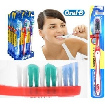 Oral-B 12 Pack of Toothbrushes - $5.49 shipped