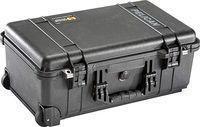 Pelican 1510 Watertight Hard Case w/ Foam Inserts & Wheels