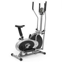 Plasma Fit Elliptical Machine Cross Trainer 2 In 1 Exercise Bike Now $129.99