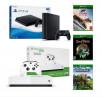 PlayStation 4 Slim 1TB Console Black + Xbox One S 1TB All-Digital Edition Gaming Console