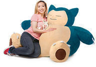 Pokemon Snorlax Bean Bag Chair by ThinkGeek