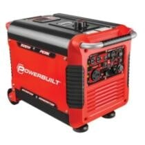 Powerbuilt Inverter Generator 3500W Now $899.99 + Free Shipping