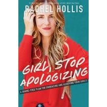Pre-order 24% off Girl, Stop Apologizing eBook