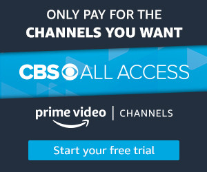 Prime Members Start Your Free Trial of CBS All Access with Prime Video Channels | Christmas Gifts Idea