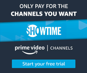Prime Members Start Your Free Trial of Showtime with Prime Video Channels | Christmas Gifts Idea