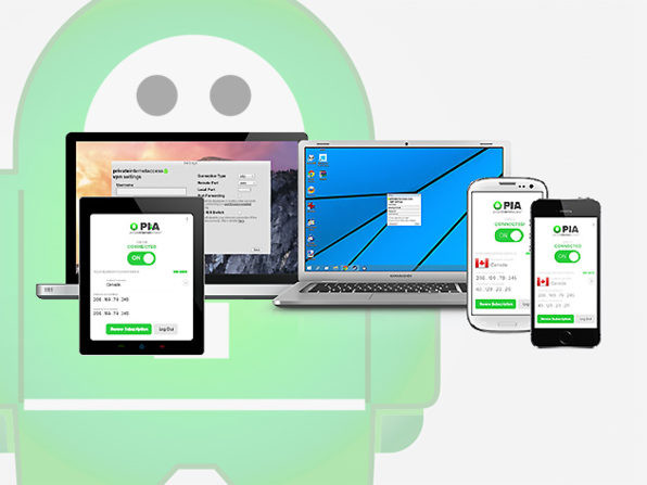 Private Internet Access VPN: 2-Year Subscription $50.96