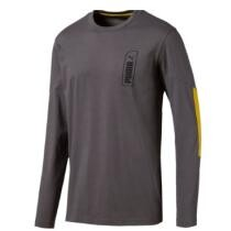 Puma Nu-tility Men's Long Sleeve Tee Now $9.99 + Free Shipping