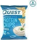 Quest Nutrition Tortilla Style Protein Chips 8-Ct.