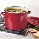 Rachael Ray: Create Delicious 12-Qt Steel Covered Stockpot