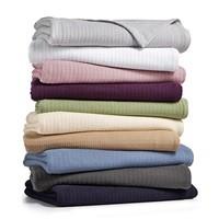 Ralph Lauren Classic 100% Cotton Blankets from $17.99