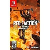 Red Faction: Guerrilla Re-Mars-tered (Nintendo Switch)