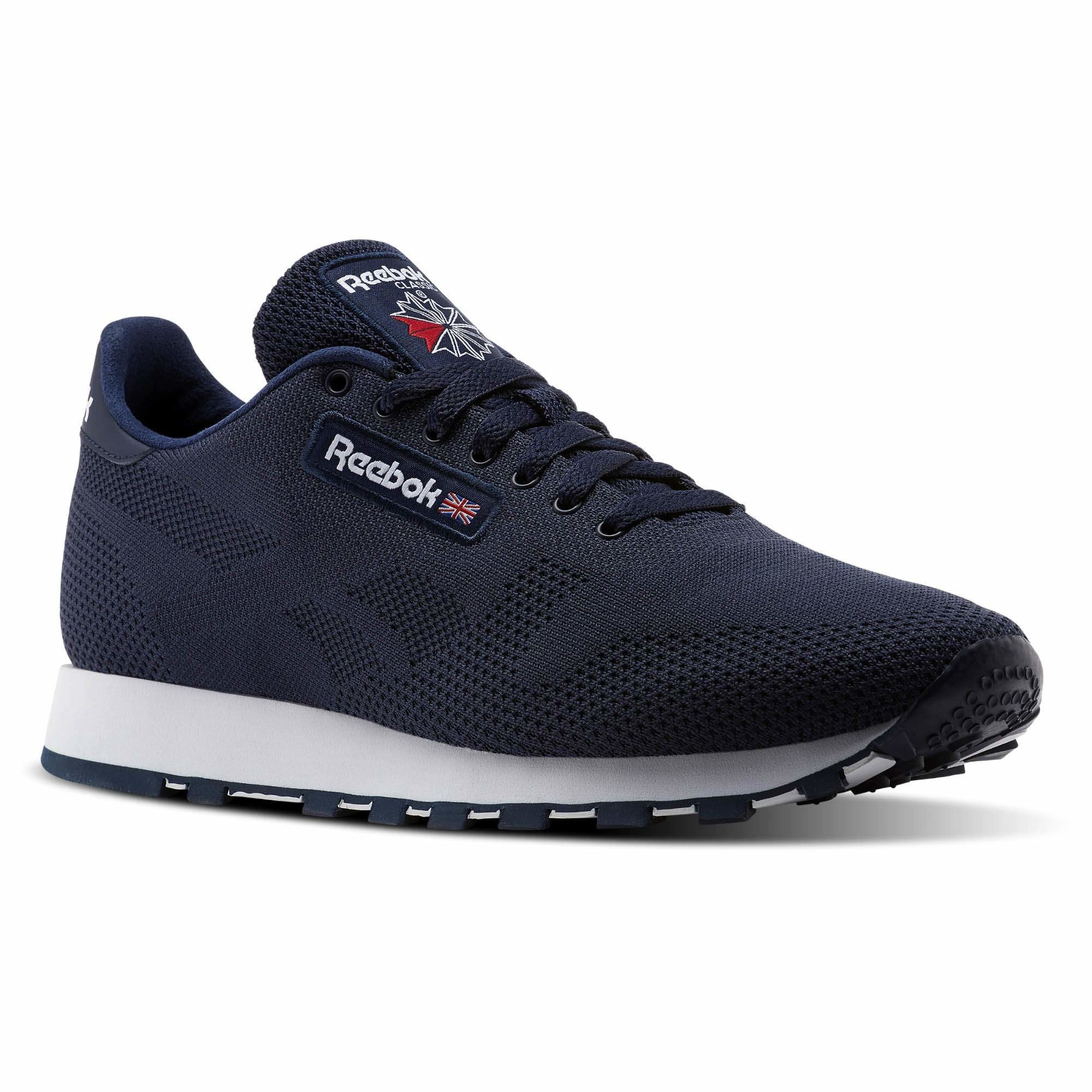 Reebok Classic Leather ULTK $34.99, Women's Classic Leather Patent $34.99 & More + Free S/H