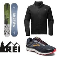 REI Columbus Day: Extra 25% off Clearance including North Face, Marmot, Burton, & more