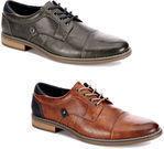 Restoration Men's Lace Up Oxford Shoes