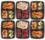 Reusable Bento Box Food Storage Set