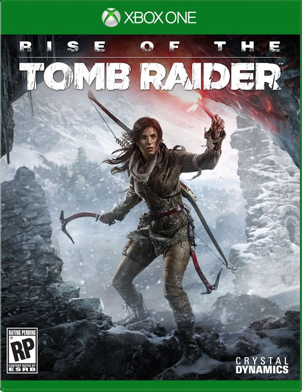 Rise of the Tomb Raider - (Xbox one) $9.99