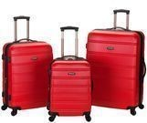 Rockland Melbourne 3-Pc. Luggage Set (Multiple Styles)
