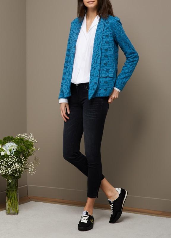 Roseanna Sale: Totem lace jacket DENIM 70% off