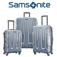 Samsonite Centric 3-Piece Hardside Spinner Nested Luggage Set w/ 10-Year Warranty $239.99