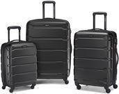 Samsonite Omni Hardside 3 Pc Nested Spinner Luggage Set