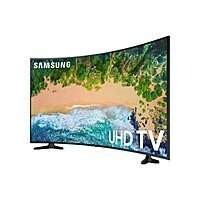 """SAMSUNG 49"""" Class Curved 6-Series 4K Ultra HD Smart HDR TV on 12/14/19 at Sam's Club $299"""