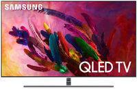 "Samsung 55"" 4K HDR Flat QLED Ultra HD Smart TV"