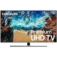 "Samsung NU8000 4K HDR 120Hz Native HDTV 82"" $2449 