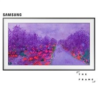 "Samsung UN55LS03NAFXZA 55"" 4K UHD The Frame Smart LED HDTV (2018 Model) $1400 [65"" $1900]"