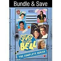 Saved by the Bell: The Complete Series (Digital SD TV Show) $19.99 via VUDU