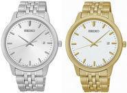 Seiko Men's Watch w/ Stainless Steel Bracelet