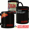 SET OF 3 Officially Licensed Super NES Mugs