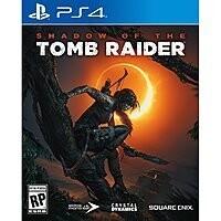 Shadow of Tomb Raider (PS4)(Wal-mart) $13