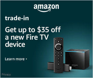 Shop Amazon Devices - Get $35 Toward a New Fire TV 4K Device