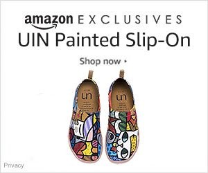 Shop Amazon Exclusives- UIN Slip-ons | Christmas Gifts Idea
