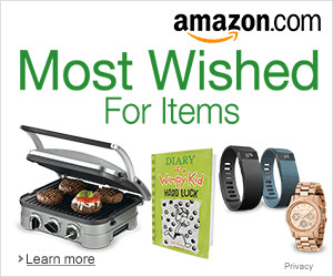 Shop Amazon - Most Wished For Items | Christmas Gifts Idea