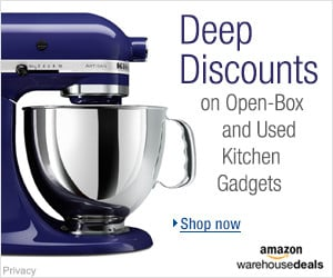Shop Amazon Warehouse Deals - Deep Discounts on Open-box and Used Kitchen Gadgets | Christmas Gifts Idea