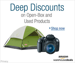 Shop Amazon Warehouse Deals - Deep Discounts on Open-box and Used Products | Christmas Gifts Idea
