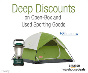 Shop Amazon Warehouse Deals - Deep Discounts on Open-box and Used Sports Equipment | Christmas Gifts Idea