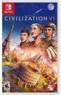 Sid Meier's: Civilization VI | Nintendo Switch
