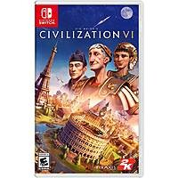 Sid Meier's Civilization VI Standard Edition - Nintendo Switch $19.99