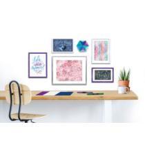 Signature DIY Gallery Designer Wall Art Set Now $19.99