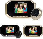 Smart LCD Peephole Door Camera